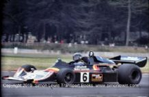 Williams FW04 Brian McGuire. Donington Shellsport Group 8  1977. photo